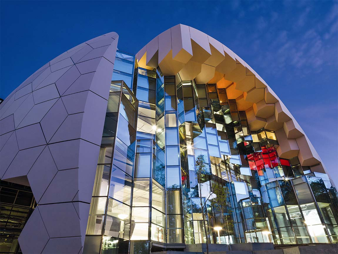 Geelong Library & Heritage Centre, Geelong and the Bellarine, Victoria, Australia