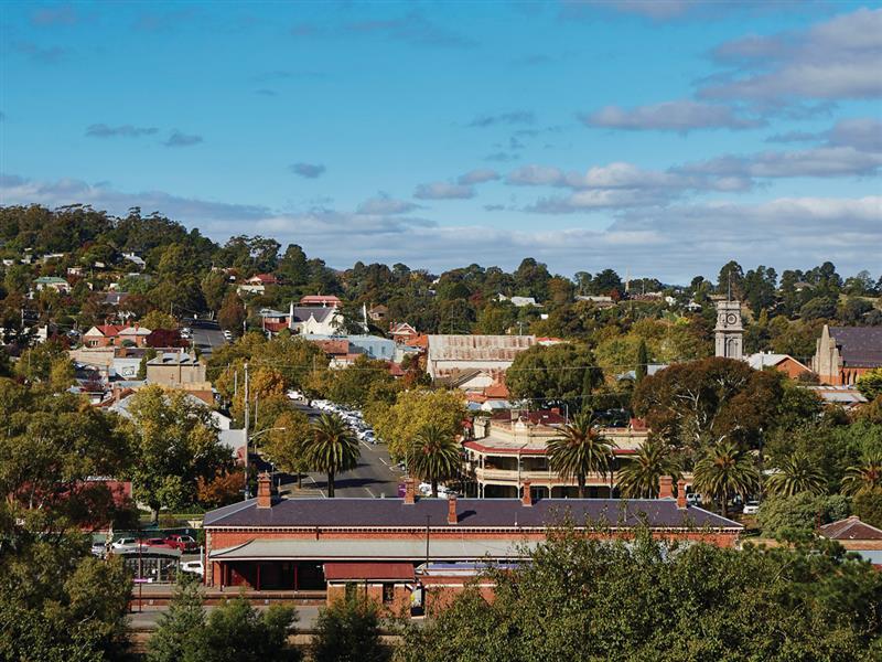Maldon, Destinations, Goldfields, Victoria, Australia