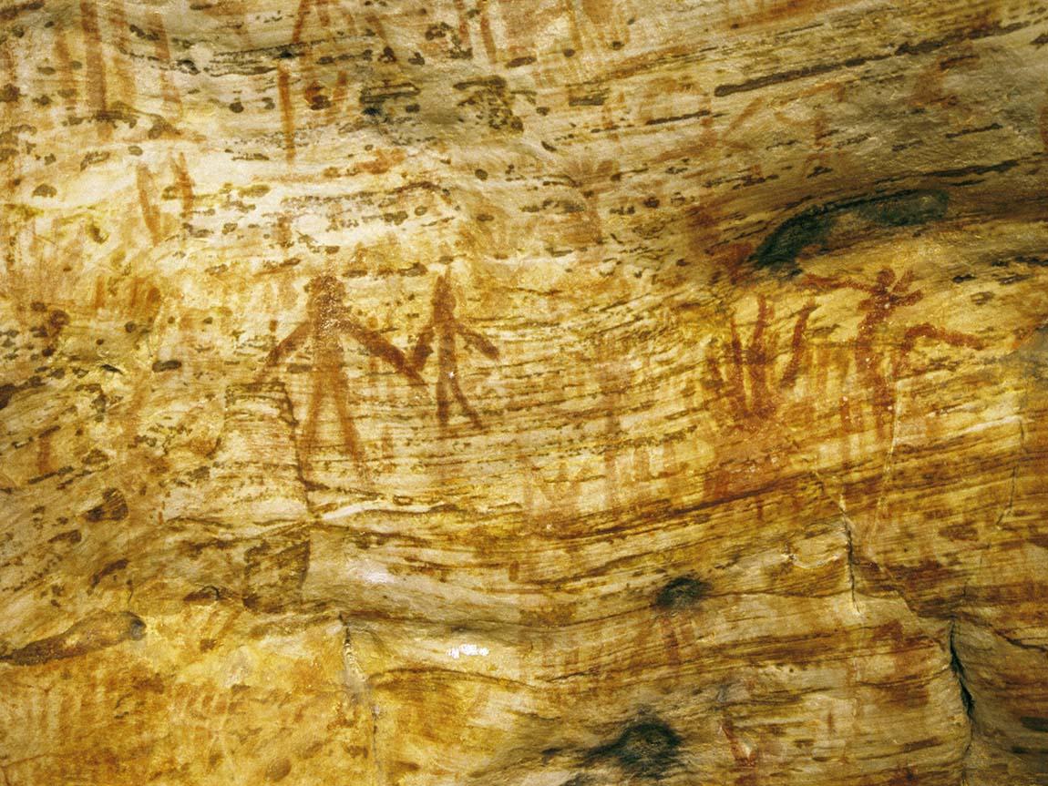 Aboriginal Victoria, Grampians, Victoria, Australia