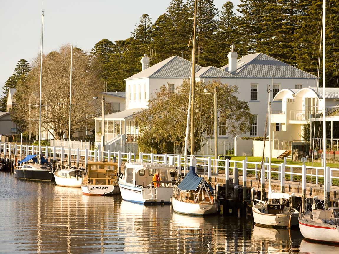 Port Fairy Destinations Great Ocean Road Victoria