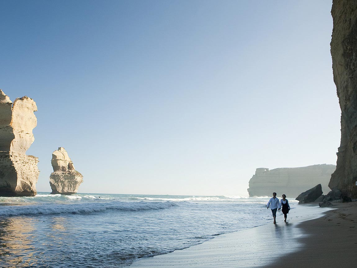 Gibsons Steps, Great Ocean Road, Victoria, Australia