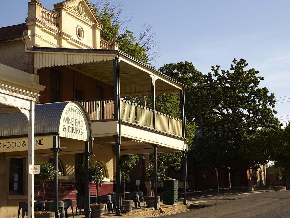 Beechworth, High Country, Victoria, Australia
