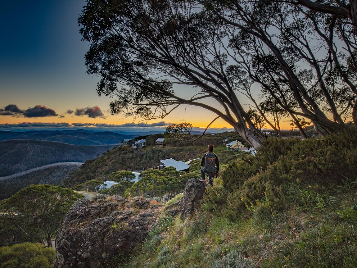 Mounth Hotham, High Country, Victoria, Australia