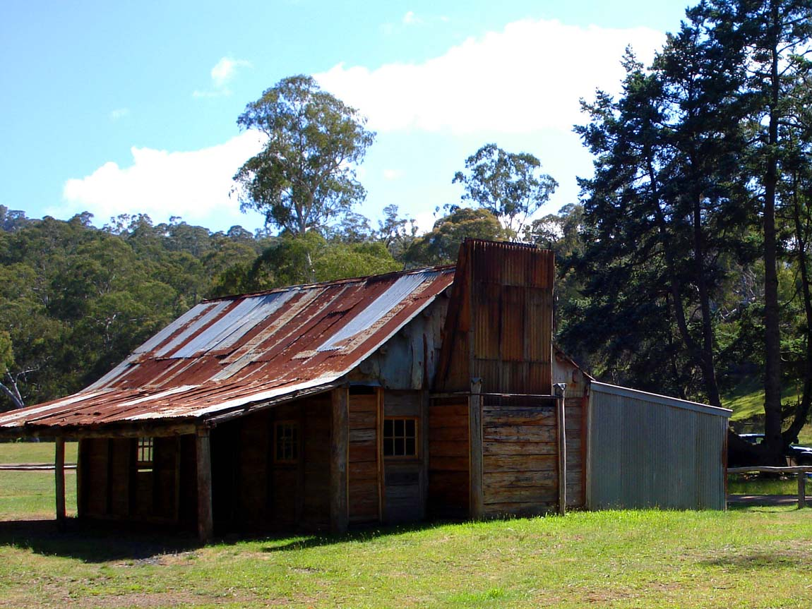 Fry's Hut, High Country, Victoria, Australia