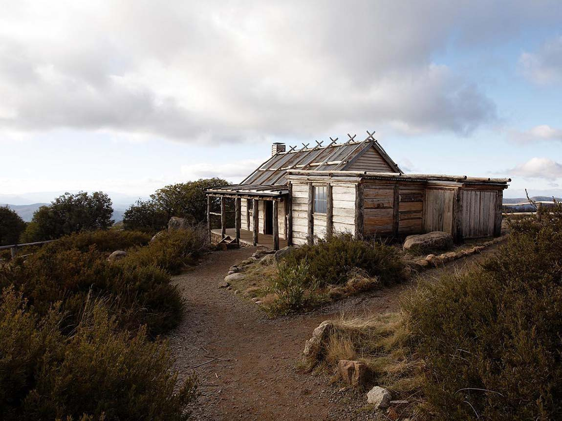 Craig's Hut, High Country, Victoria, Australia