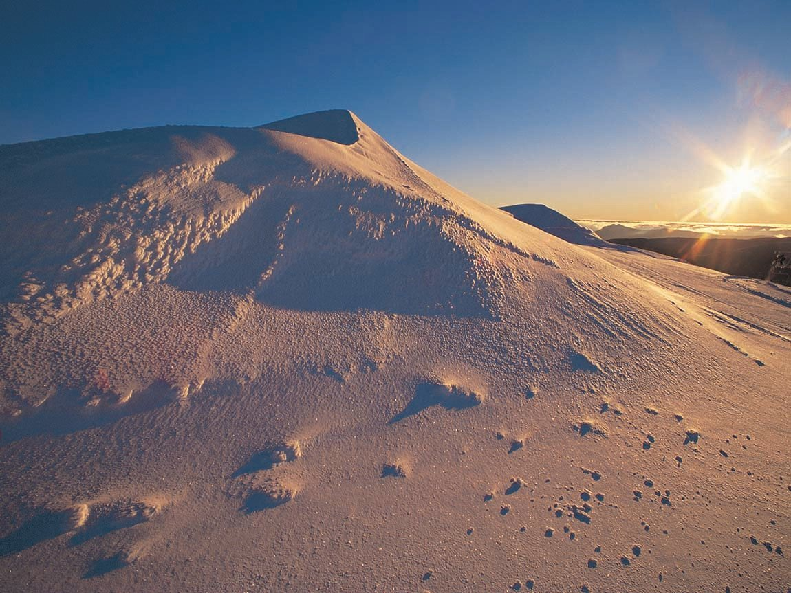 Mt Buller, High Country, Victoria, Australia