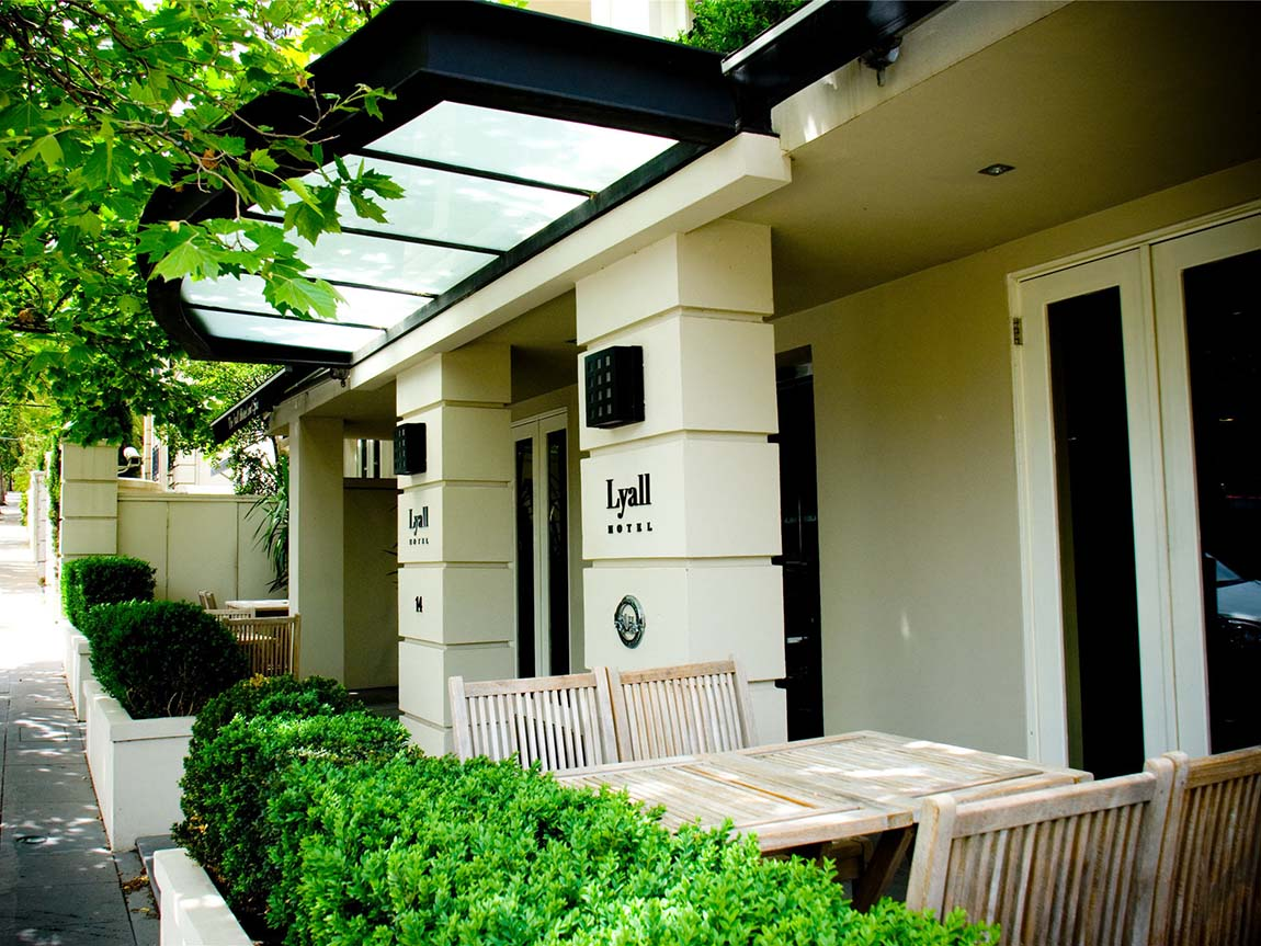 Lyall Hotel and Spa, South Yarra, Melbourne, Victoria, Australia
