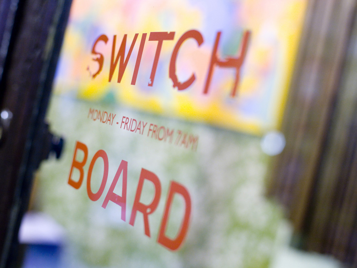 Switch Board, Melbourne, Victoria, Australia