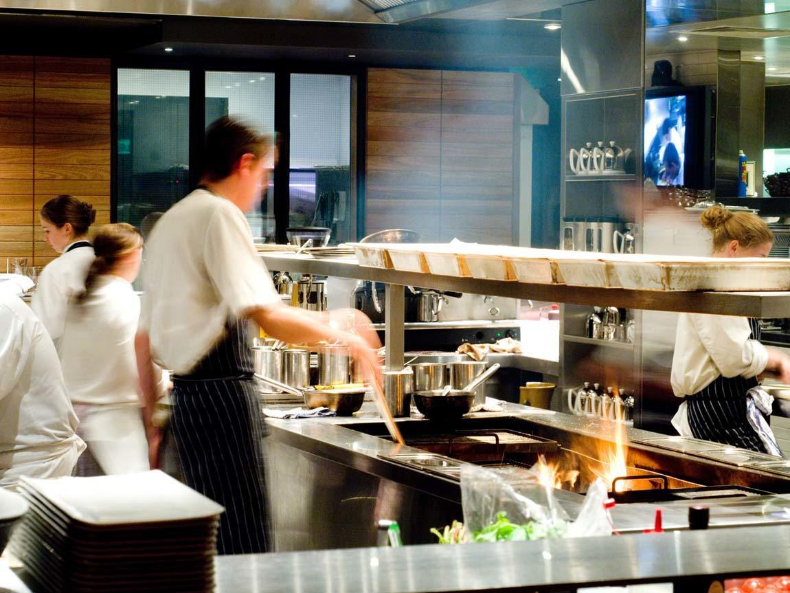 Rockpool Bar and Grill, Southbank, Melbourne, Victoria, Australia