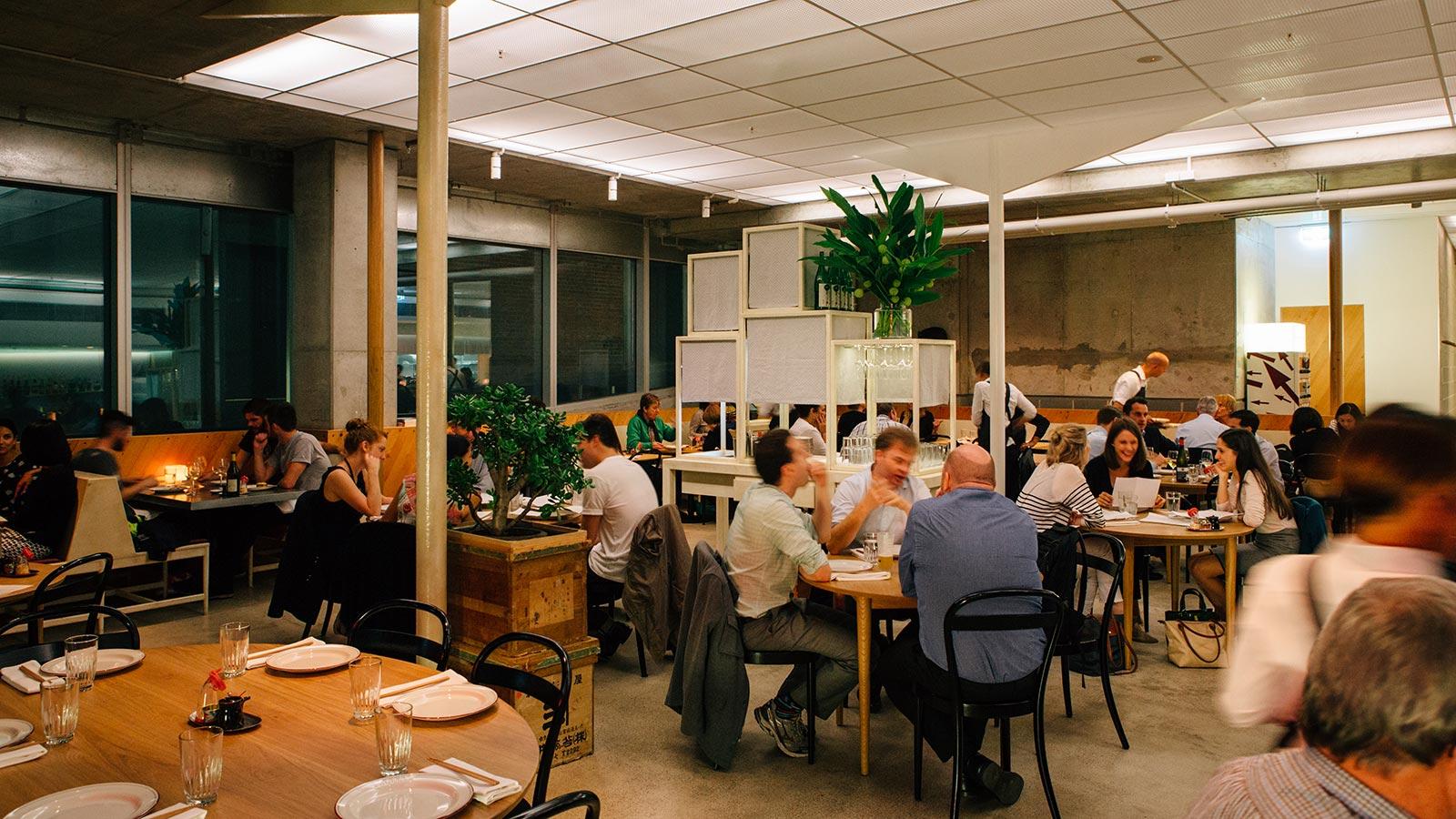 Supernormal food and wine melbourne victoria australia for Australian cuisine melbourne