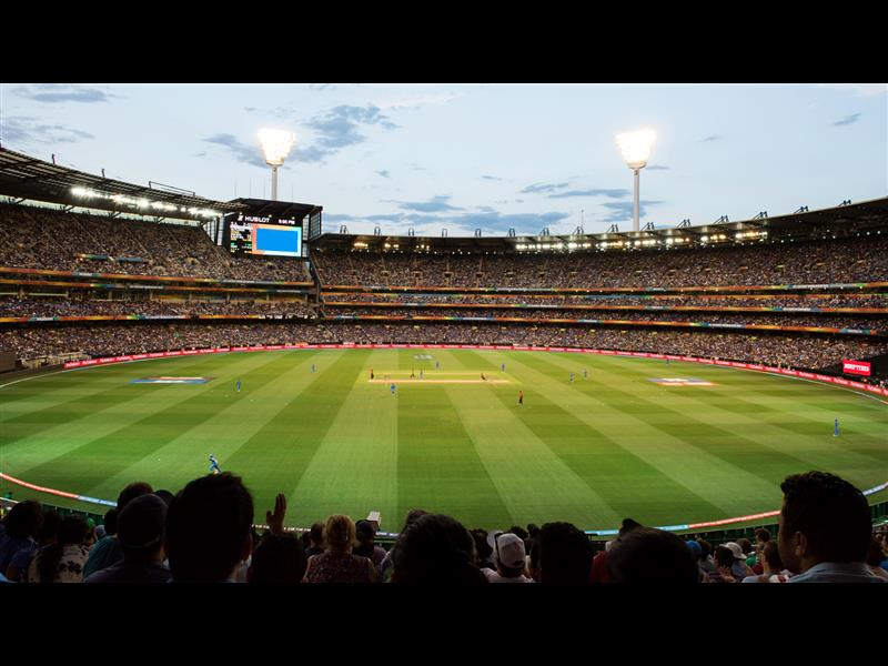 09885196c Cricket at the Melbourne Cricket Ground