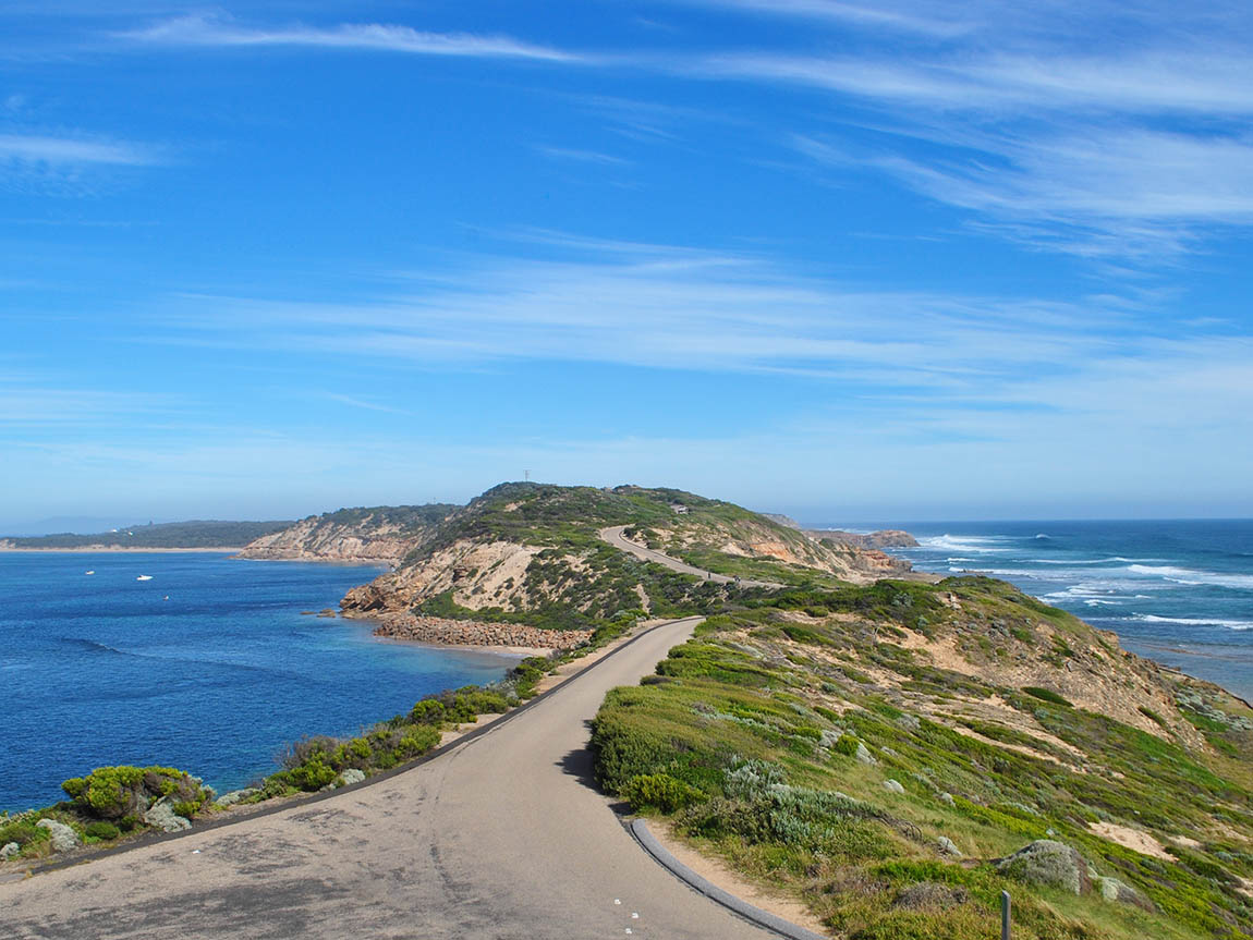 Point Nepean National Park, Mornington Peninsula, Victoria, Australia