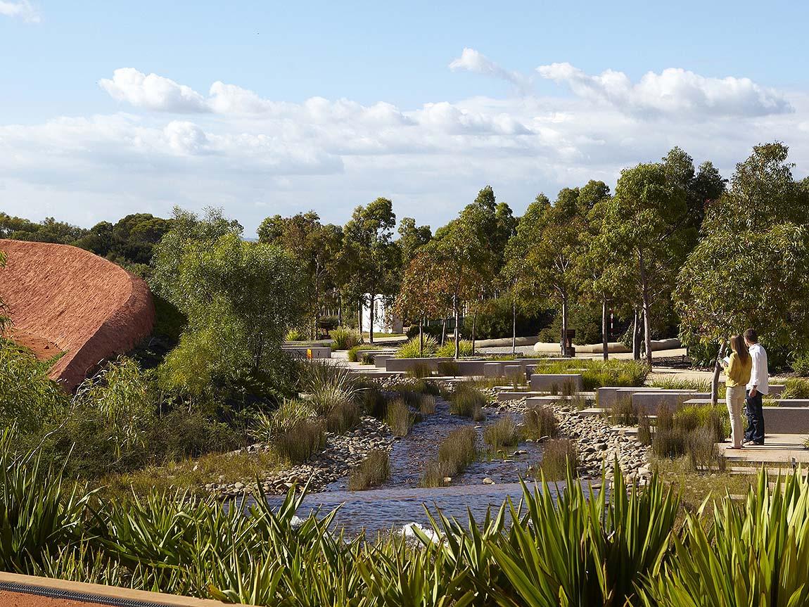 Frankston destinations mornington peninsula victoria for Landscape design courses melbourne