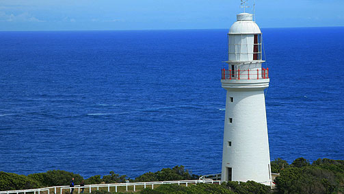Cape Otway Lightstation, Great Ocean Walk, Victoria, Australia
