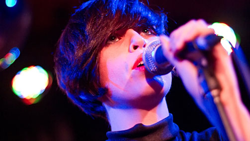 Jezabels, The Toff in Town, Melbourne, Victoria, Australia. Image: Carbie Warbie