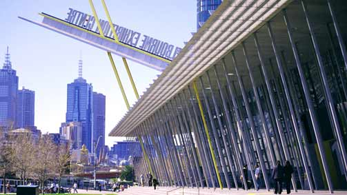 Melbourne Convention and Exhibition Centre, Melbourne, Victoria, Australia