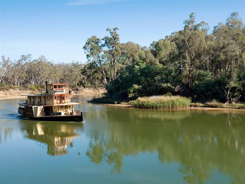 The Murray, Victoria, Australia