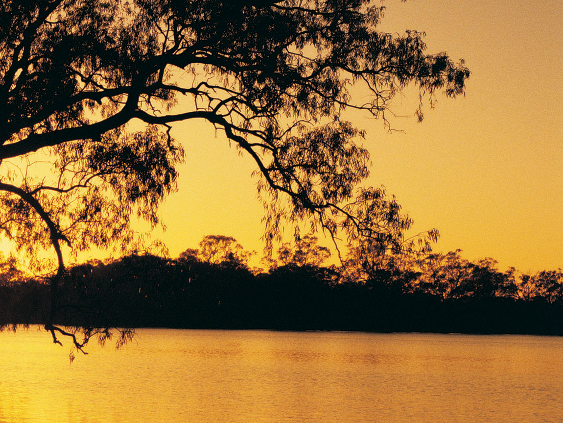 Hattah-Kulkyne National Park, The Murray, Victoria, Australia