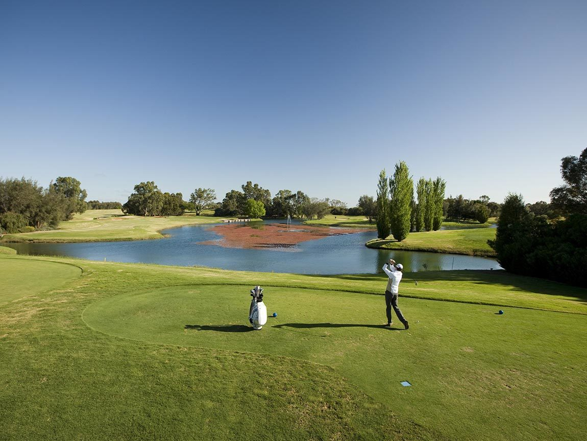 Murray Downs Golf Course, The Murray, Victoria, Australia