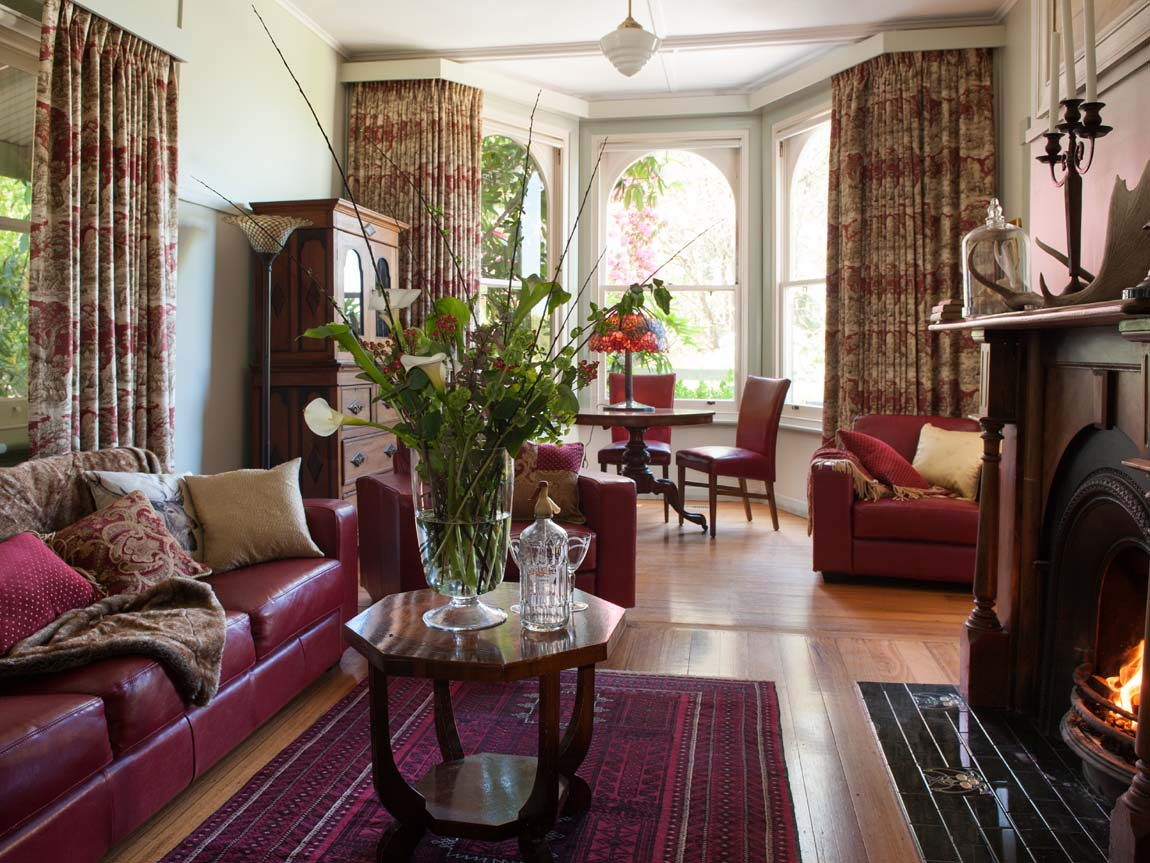 Woolrich Historic Garden Retreat, Yarra Valley and Dandenong Ranges, Victoria, Australia